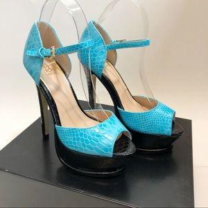 Scene By Shoedazzle 'Candi' Platform Heels